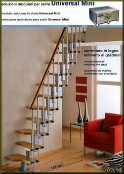 Forli - Italian Crafted Staircases