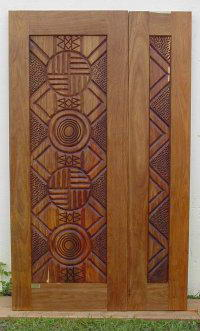 Africarve Hand Carved Doors