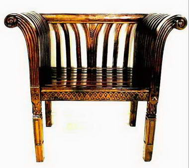 Indonesian furniture