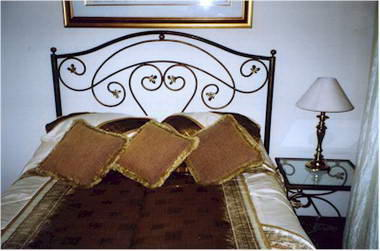 WROUGHT IRON AND INTERIOR