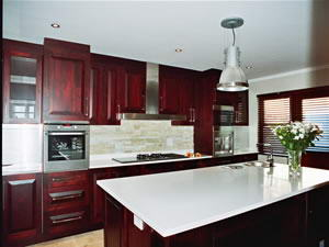 Designer kitchens