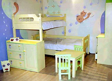 Cheeky Rooms for Kids