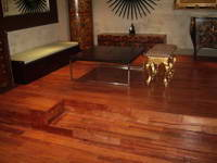 UNDERFOOT - Wooden flooring