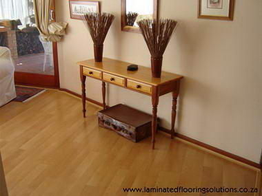 Laminated Flooring Solutions