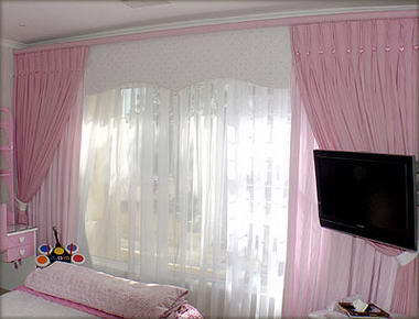 Active Curtains and Blinds