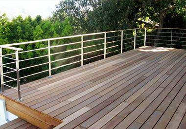 Cape Deck n Floor
