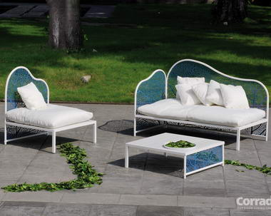 Corradi Outdoor Living Space