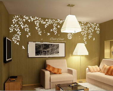 Deco'd Interior Wall Vinyl