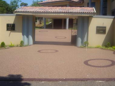 PEBBLE PAVING INTERNATIONAL